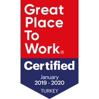 Great Place to Work Certified 2019