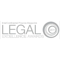 InterContinental Finance Magazine Legal Excellence Awards
