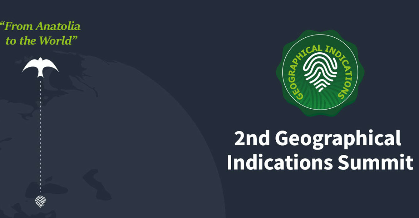 2nd International Geographical Indications Summit Was Held In Ankara